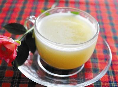 片酵素檸檬片300CC冷開水一份新鮮水果作法:檸檬 ...